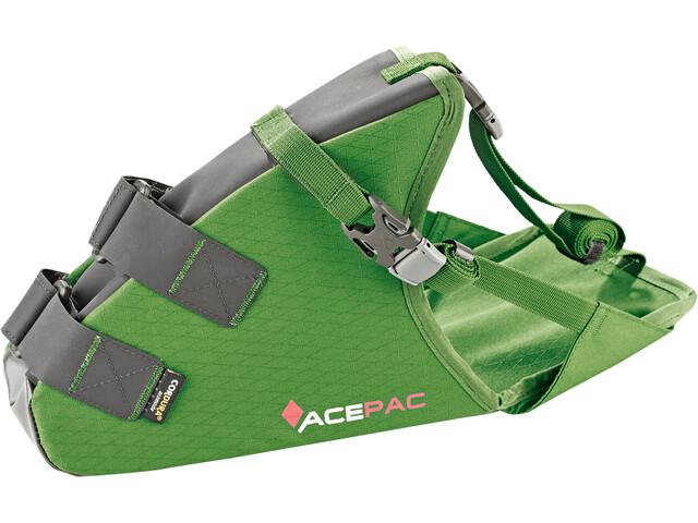 Acepac Grab Bike Pannier green/black